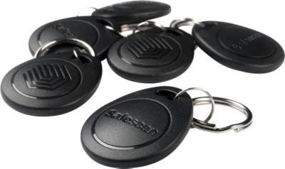 RFID-Ausweis als Schlüsselanhänger SAFESCAN RF-110, 25 Stück