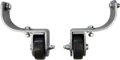 Rollensatz für Transportbox, Aluminium