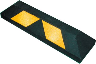 Rubber stootrand, 900 mm lang