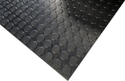 Rubber vloerbedekking COBAdot Nitrile, str.m.xb1200mm, materiaaldikte 3mm