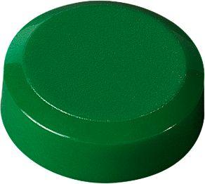 Rundmagnete, ø 24 x 5 mm, grün, 20 Stück