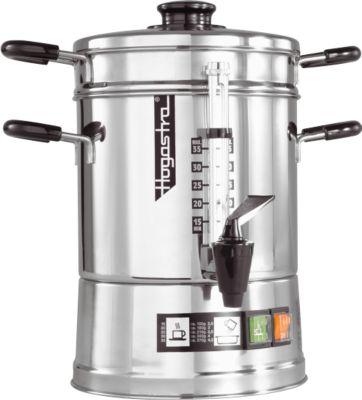 Rvs koffieapparaten CNS 35 Hogastra®, 30 kopjes