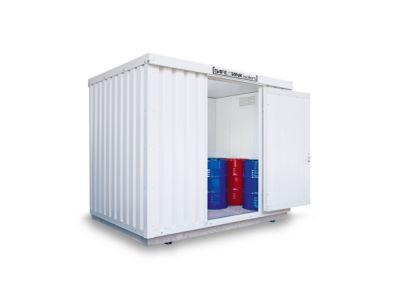 SAFE Tank STI 1000 isoliert, 3005 x 2170 mm, für nicht brennbare wassergefährdende Stoffe