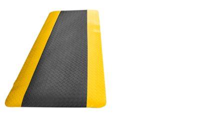 Safety Deckplatte 0,6 x lfm., sw/gelb