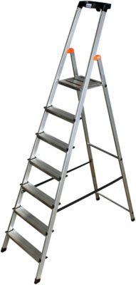 Safety ladder, 7 sporten