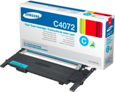 SAMSUNG CLT-C4072S Tonerkassette cyan