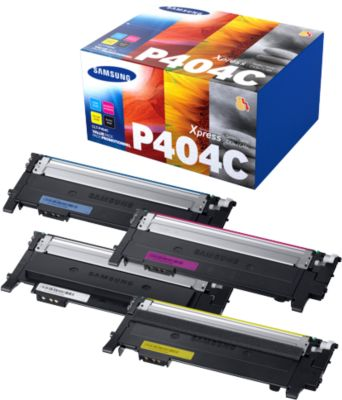 Samsung toner Rainbow Kit CLT-P404C