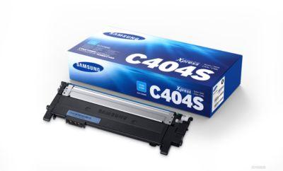 Samsung Tonerpatrone CLT-C404S, cyan