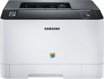 Samsung Xpress C1810W Premium Line, Druckgeschwindigkeit 18 Seiten/Minute Farbe und sw