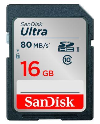 SanDisk Ultra SDHC, SDSDU-032G-U46, 16 GB
