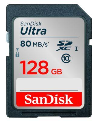 SanDisk Ultra SDXC, SDSDU-128G-U46, 128 GB