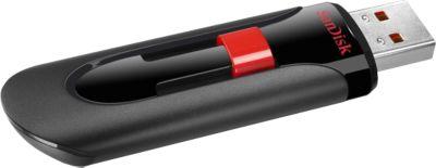 SanDisk USB Stick Cruzer Glijder, 16 GB