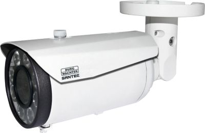 Santec HD-SDI/HD-CVI IR Bull Camera SCC-251KBIA-2, voor binnen- en buitengebruik.