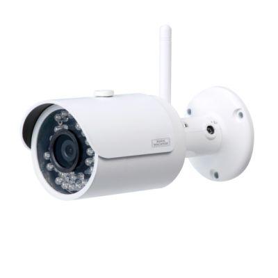 Santec Überwachungskamera Burgcam Bullet 304, WLAN-Kamera, 30 m Reichweite