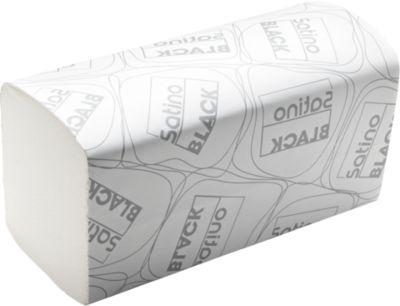 Satino Black handdoekjes, vouw ZZ, 25 x 23 cm, 4600 veltjes