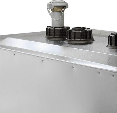 Saugrohr mit TW-Kupplung, für Tanks bis 1000 Liter