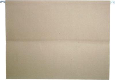 SCHÄFER SHOP Hängemappen, DIN-A3-Format, seitlich offen, 25 Stück