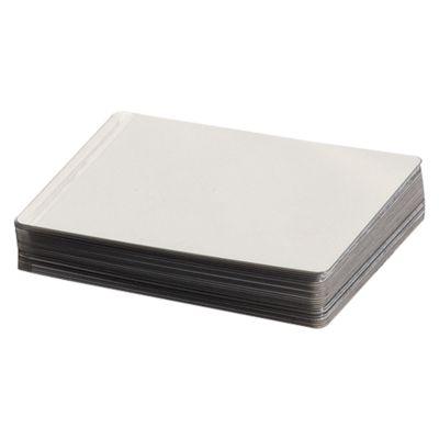 SCHÄFER SHOP Lamineerhoesjes, 54 x 86 mm,125 micron, 100 stuks