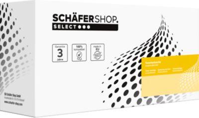 Schäfer Shop Toner baugleich CB540A, schwarz
