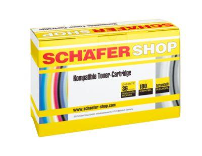 Schäfer Shop Toner baugleich CE400X, schwarz
