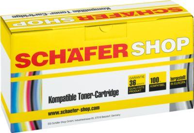 Schäfer Shop Toner baugleich TN-135C, cyan