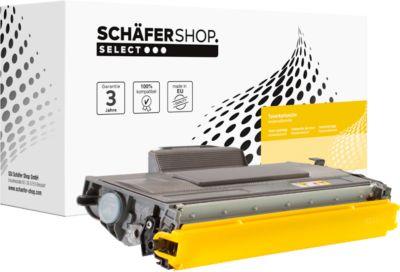 Schäfer Shop Toner baugleich TN-2220/2010, schwarz