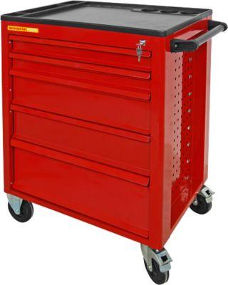 Schäfer Shop Werkstattwagen mit 5 Schubladen