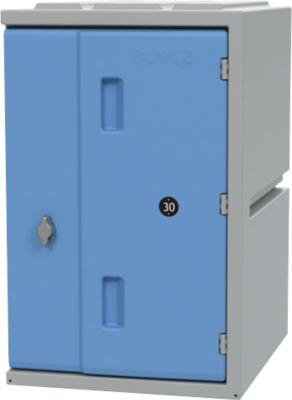 Schließfach BLOXZ 600 mm blau