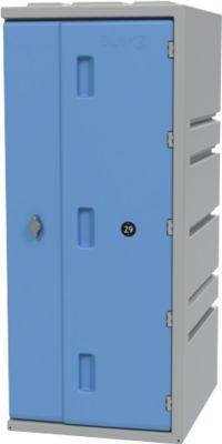 Schließfach BLOXZ 900 mm blau