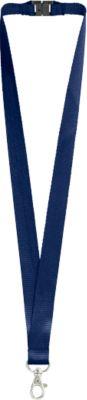 Schlüsselband Version 3, blau