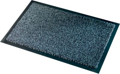Schmutzfangmatte Premium, B 600 x L 900 mm, aus Polyamid, grau