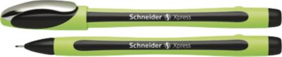 Schneider Fineliner Xpress, zwart