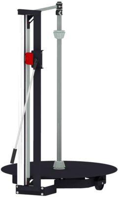 Schneidständer, senkrecht, Rollen-Ø 800 mm/Schnittbreite 1000 mm