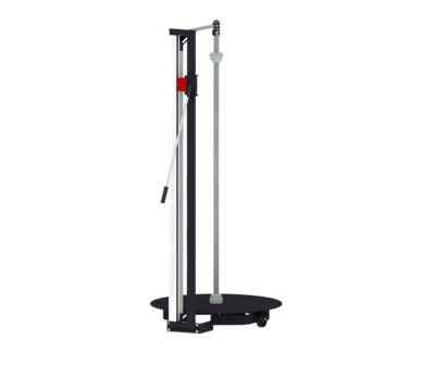 Schneidständer, senkrecht, Rollen-Ø 800 mm/Schnittbreite 1800 mm