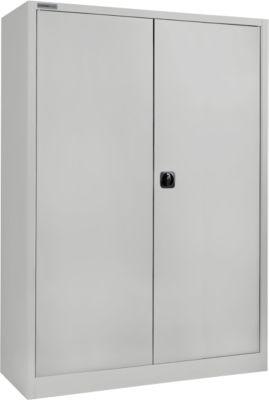 Schrank MS 2512 MTS h'silber/h'silber