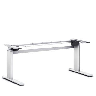 Schreibtisch Gestell, elektrisch höhenverstellbar, Komfort