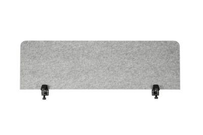 Schreibtischaufsatz Akustik to go 3000 silent.desk, solo, B 1600 x H 500 mm, Absorberklasse C