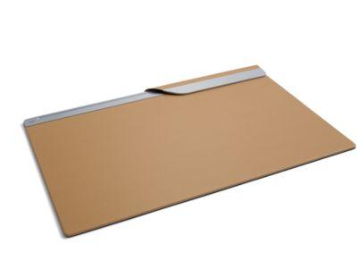 Schreibtischunterlage sigel® smartstyle, Lederimitat, cognacfarben