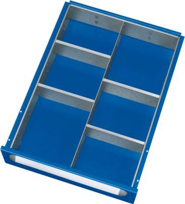 Schubladen Einteilungs-Set 1-4, 120-180 mm