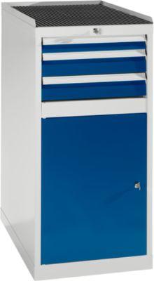 Schubladenschrank DP02-E2, 3 Schübe