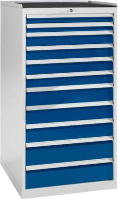 Schubladenschrank DP05D, 11 Schübe
