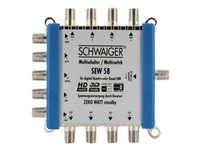 Schwaiger - Multischalter für Satellitensignal