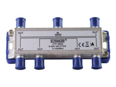Schwaiger - Multiswitch Satelliten-/terrestrisches Signal