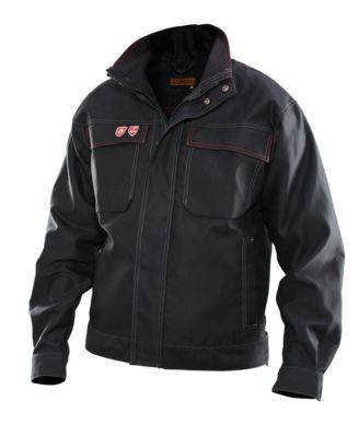 Schweisser Jacke schwarz XS