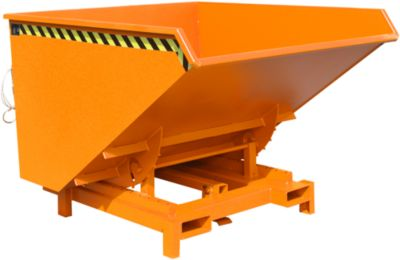 Schwerlastkipper SK 1700, orange
