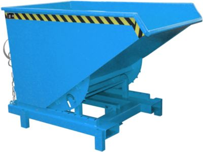 Schwerlastkipper SK 900, blau
