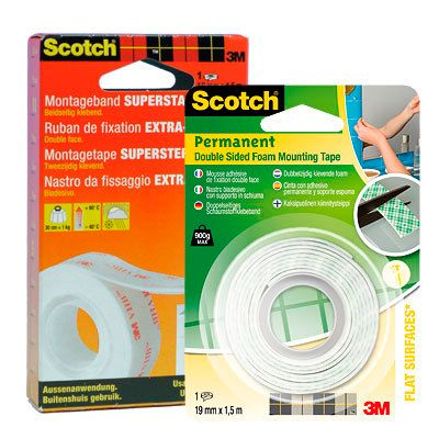 Scotch Montageband stark, 19mmx1,5m