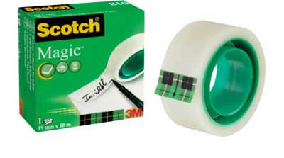 Scotch Magic Klebeband, 19 mm x 10 m