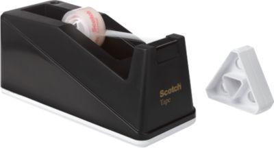 Scotch® plakband afroller, voor plakbandrollen van 10 tot 66 m