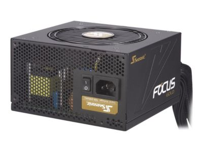 Seasonic FOCUS Gold SSR-450FM - Stromversorgung - 450 Watt